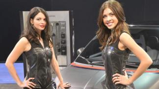 chicas sema 2012