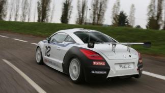 Peugeot RCZ Racing Cup trasera