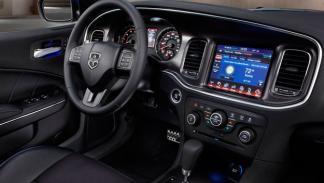 Dogge Charger Daytona interior
