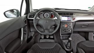 Salpicadero del Citroën C3