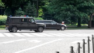 limusina Mercedes Clase S Vladimir Putin