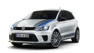 VW Polo R WRC de calle