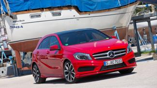 Mercedes Clase A 2012 frontal