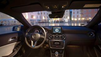 Mercedes Clase A 2012 interior