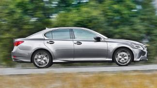 Lexus GS 450 h F-Sport lateral