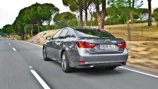 Lexus GS 450 h F-Sport trasera