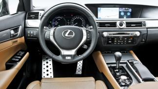 Lexus GS 450 h F-Sport salpicadero