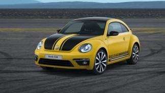 El Volkswagen Beetle GSR 2013 delantera