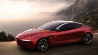 Alfa Romeo Gloria Concept Salon de ginebra 2013