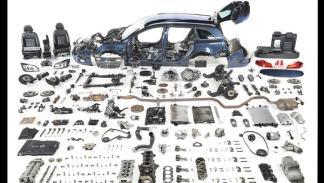 Opel Insignia Sports Tourer CDTI prueba larga duración despiece