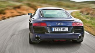 Audi R8 V10 S-Tronic trasera