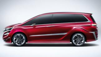 Honda Concept M lateral
