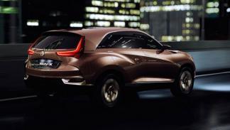 Acura SUV-X Concept trasera