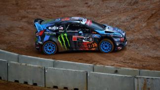 RallyCross X-Games Barcelona 2013