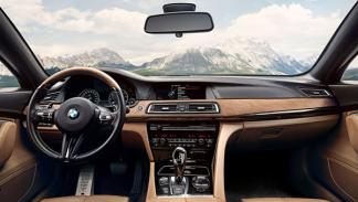 BMW Pininfarina Gran Lusso Coupe interior