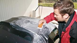 Cómo limpiar tu capota de lona
