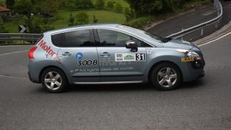 V Eco Rallye Vasco Navarro 2013 Peugeot 3008 Hybrid4