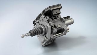 Con el i-Booster de Bosch se reducen consumos y distancia de frenado