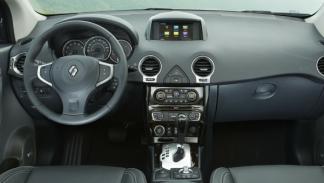 Renault Koleos salpicadero