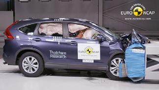 Honda CR-V delantera
