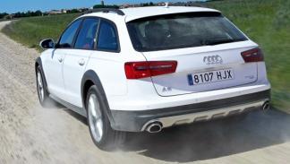 Audi A6 Allroad 3.0 TDI quattro S tronic, trasera