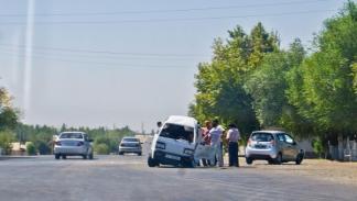 Accidente Uzbekistán