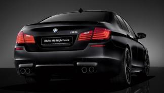 BMW M5 Nighthawk trasera