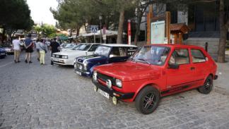 Rally de Regularidad (II Clasica Autobild) 1000 cc