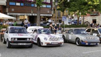 Rally de Regularidad (II Clasica Autobild) Porsche 959