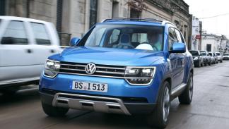 Volkswagen Taigun dinamica