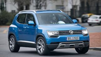 Volkswagen Taigun Frontal