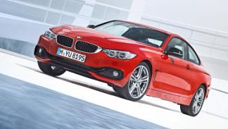 Nuevo BMW Serie 4 frontal estática