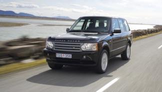Range Rover Jeremy Clarkson