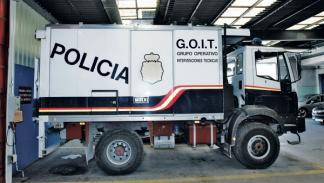 policia nacional goit drogas