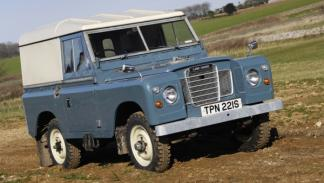 Land Rover Serie 2 Richard Hammond