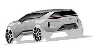 Nissan X-Patrol Concept Design1