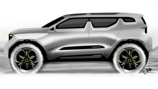 Nissan X-Patrol Concept Design2