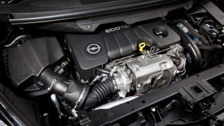 Nuevo motor 1.6 CDTI 136 CV de Opel montado en el Zafira Tourer