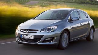 Opel Astra 5p 1.6 SIDI Turbo 170 CV