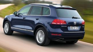 Volkswagen Touareg Pure trasera