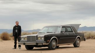 Los coches de Breaking Bad eran más bien modelos americanos antiguos