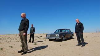 En Breaking Bad, los coches siempre estaban presentes de un modo u otro - coches