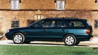 El Ford Mondeo cumple 20 años