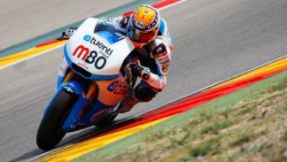 Tito Rabat, en el Gran Premio de Aragón 2013