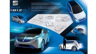 Finalistas II Concurso Diseño Seat