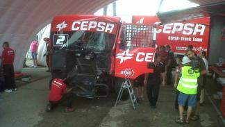 GP.España.Camión.2013.Jarama.accidente.albacete