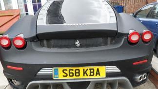Ferrari 430 falso