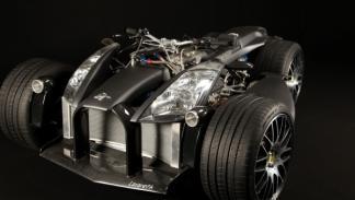 Lazareth Wazuma V8F Matte Edition delantera