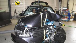 Suzuki SX4 EURO NCAP