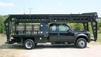 Ford 550 Super Duty 4x4 blindado